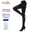 (Comfort) New Hollow Crotch Tights Compression Stockings 18-22mmHg