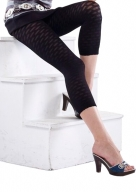 (30090) Women Stretch Leggings Footless Tights
