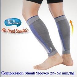 (78002) Sports Compression Calf Sleeves
