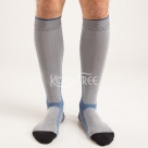 Compression Running Bike Sports Knee Ventilated Socks 23-32mmHg