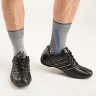 Thin Breathing Sports Compression Ankle Socks