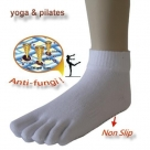 (92201) Antibacterial Karate Pilates Yoga Sports Toe socks Non-Slip