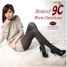 (28019) New Heated Warm Tights Ladies Crew Pantyhose Thick Hosiery